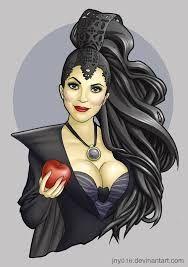 Risultati immagini per evil queen