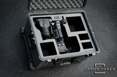 Sony FS7 + Back Ext. + Bottomplate Case