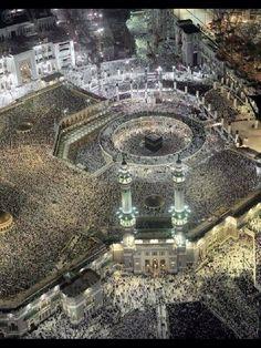 Nieuwe ring voor tawaaf bij masjid al haram Masjid Al Haram, Islamic Architecture, Art And Architecture, Moslem, Mekkah, Les Religions, Beautiful Mosques, Islamic Pictures, Islamic Images