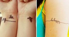 tatuagens delicadas: Dicas para sua primeira tatuagem