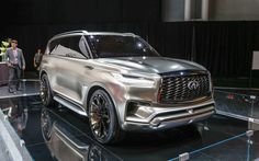 New 2019 Infiniti QX80 Get Monograph Body Platform - All rumors and speculations about 2019 Infiniti QX80 are getting louder at this time. The vehicle is going to be a big, powerful, and luxurious SUV. It also comes with all features that most SUV lovers want to see. It is a vehicle with spacious and great capability design. The exterior is... - https://www.conceptcars2017.com/new-2019-infiniti-qx80-get-monograph-body-platform/