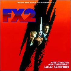 """""""FX 2"""" Soundtrack Review Music By Lalo Schifrin"""