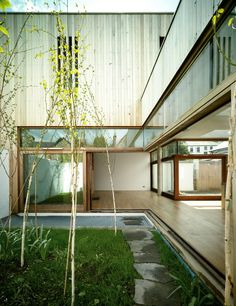 Z-Square House,© Henrietta Williams / Mary-Louise Halpenny