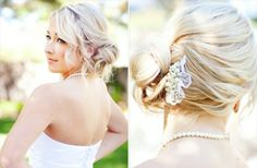 glamourous brides guide to wedding day style bridal beauty romantic 3