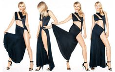 Gwyneth Paltrow dla Harper's Bazaar, Fot. Terry Richardson / źródło: The Fashion Spot