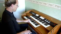 This guy is awesome. He built a #8-bit #synthesizer that is specially made to play #chiptune music. Take a look!