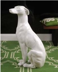 White greyhound #2