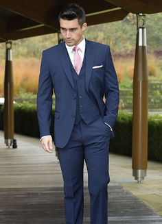 Slim fit blue wedding suit hire Milton Keynes is part of Blue suit wedding - Slimfit blue wedding suit hire in Milton Keynes and surrounding areas for all formal occasions Wedding Suit Hire, Blue Suit Wedding, Wedding Men, Wedding Dinner, Formal Wedding, Mens Wedding Suits Navy, Wedding Parties, Wedding Ideas, Luxury Wedding