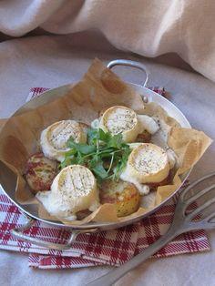 chevre-chaud-pommes-de-terre ok imp Kitchen Recipes, Wine Recipes, Vegetarian Recipes, Healthy Recipes, Good Food, Yummy Food, Salty Foods, Healthy Menu, Light Recipes