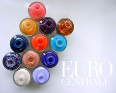 OPI Euro Centrale Preview - Spring 2013