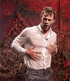Oh, Chris Hemsworth. Is it too late for him to be in Magic Mike?