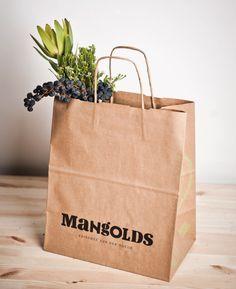 MANGOLDS Shopping Bag