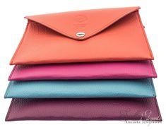 Leren documenten envelop Manufactus - Oxigen A5 Everyday Carry, A5, Card Case, Envelope, Wallet, Fashion, Pocket Wallet, Moda, Envelopes