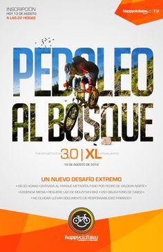 PEDALEO AL BOSQUE 3.0 XL