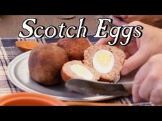 Easy Scotch Eggs in the 18th Century - YouTube