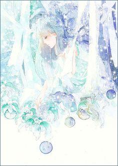 纯·静-从圭__涂鸦王国插画