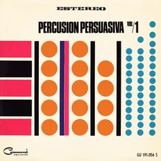Terry Snyder and the All-Stars - Percusion Persuasiva Vol. 1 (Spanish edition) (1959)