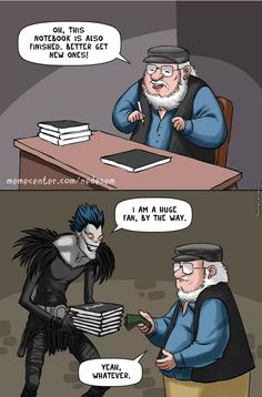 The Secret Behind Game of Thrones by nedesem