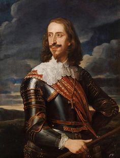 """""""Archduke Leopold Wilhelm of Austria"""" by Jan Van Den Hoecke (1642)"""