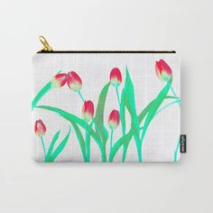 Buy Tulips Bouquet 2 Carry-All Pouch by maryberg. Worldwide shipping available at Society6.com. Just one of millions of high quality products available. Tulip Bouquet, Pouches, Tulips, Carry On, Coin Purse, Shops, Mary, Community, Stuff To Buy
