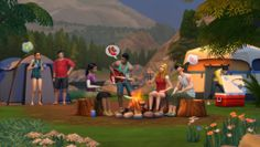 Simulation Sims 4: Gameplay Packs © Electronic Arts