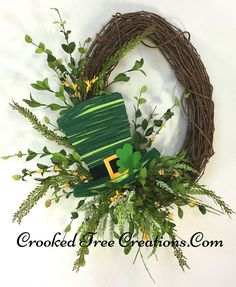 Excited to share this item from my shop: St Patricks Day Wreath St Pats Day Wreath Green Wreath Shamrock Wreath Irish Wreath Luck of the Irish Wreath Front Door Wreath St Pats Decor St Patrick's Day Crafts, Holiday Crafts, Saint Patrick's Day, Floral Pattern Wallpaper, St. Patricks Day, St Patrick's Day Decorations, St Paddys Day, St Pattys, Easter Wreaths