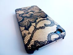 lovely lace iphone case!