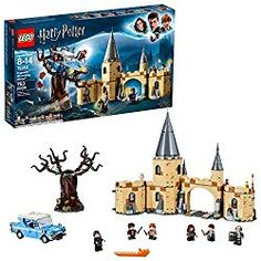LEGO Harry Potter and The Chamber of Secrets Hogwarts Whomping Willow 75953 Magic Toys Building Kit, Prisoner of Azkaban, Hedwig, Hermoine Granger and Severus Snape Pieces) - Toys Lego Harry Potter, Party Harry Potter, Harry Potter Films, Harry Potter Hogwarts, Lego Hogwarts, Hogwarts Great Hall, Ron Weasley, Hermione Granger, Lego Duplo