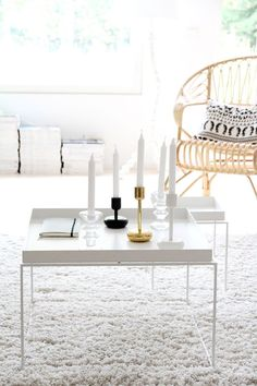 Tray table - Hay design - from 167€