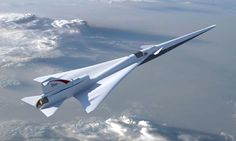 Begone, sonic boom: NASA takes on the screech of supersonic travel | ZDNet