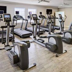 Get fit @Aspen Heights