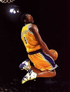 kobe bryant NBA slam dunk 1997