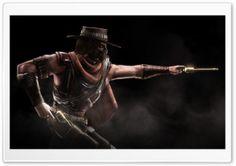 Mortal Kombat X Erron Black HD Wide Wallpaper for Widescreen