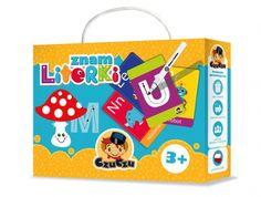 Znam Literki to sposób na wspólną zabawę z dziećmi, a także: – nauka liter – ćwiczenie precyzji i koordynacji ruchów – rozwijanie umiejętności logicznego myślenia i kojarzenia – ćwiczenie spostrzegawczości i koncentracji Zestaw zawiera: – 64 ilustracje na 32 kartach – flamaster suchościeralny – ściereczkę Legolas, Kids Rugs, Toys, Home Decor, Activity Toys, Decoration Home, Kid Friendly Rugs, Room Decor, Clearance Toys