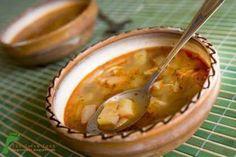Supa de gulii, Rețetă Petitchef Mashed Potatoes, Pudding, Ethnic Recipes, Desserts, Food, Kitchens, Whipped Potatoes, Tailgate Desserts, Deserts