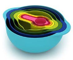 Skålset Nest 9 delar - Joseph Joseph - MIKA Design