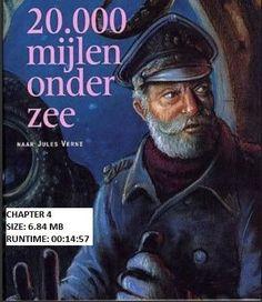 Chapter 4 Dutch Language Audiobook 20.000 Mijlen onder Zee by Jules Verne