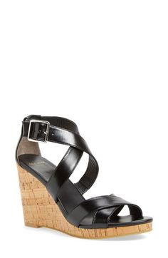Cole Haan 'Jillian' Wedge Sandal (Women) available at #Nordstrom