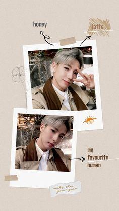 Moomin Wallpaper, Future Wallpaper, Boys Wallpaper, Kpop Aesthetic, Aesthetic Photo, Nct Dream, Nct 127, Polaroid Template, Nct Life