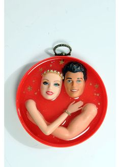 WALL PLAQUE-Red Hot Lover