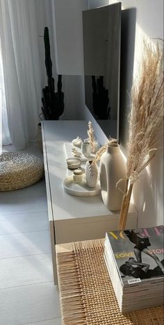 Room Ideas Bedroom, Home Bedroom, Bedroom Decor, Bedroom In Living Room, Modern Living Room Decor, Dining Room, Design Bedroom, Dream Home Design, Home Interior Design