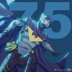 Batman by Pryce14 and Paris Alleyne