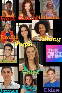 The next step season one. Luv this show