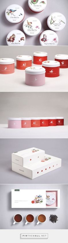 Daebete Tea Packaging by Victor Branding Design Corp. | Fivestar Branding – Design and Branding Agency & Inspiration Gallery