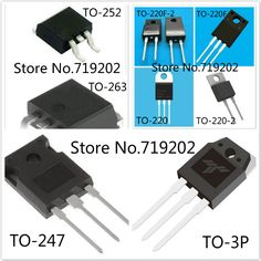 20PCS/LOT    5N120BND HGTP5N120BND TO-220 / IPP80CN10N3G  TO-220 / IRFP044  TO-247 / A1488 2SA1488  TO-220 / LD1085V36   TO-220 #Affiliate
