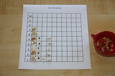 Counting Coconuts: Seed Graphing