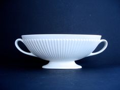 1940s Vintage Art Deco Wedgwood of Etruria and by FillyGumbo