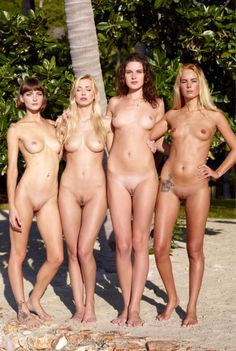 Best natural naked girls in the world
