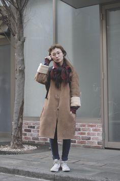 [Street Style] 柴田 紗希 | 学生 | Harajuku (Tokyo)