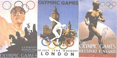 Olympic Poster Collection 3